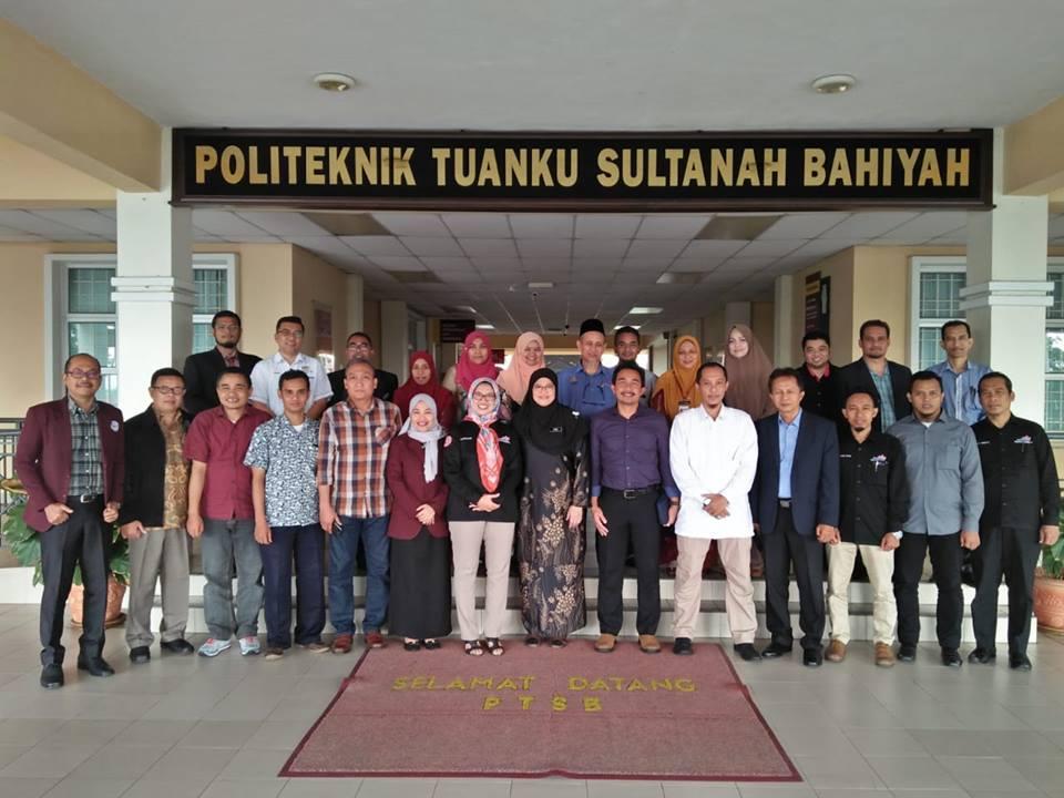 JALIN KERJASAMA DENGAN POLITEKNIK TUANKU SULTANAH BAHIYAH MALAYSIA, STIM SUKMA SEMAKIN BERJAYA